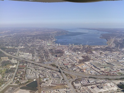 60 Minute Scenic flight Barrie