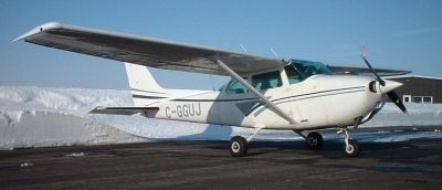 Future Air Cessna 172 GGUJ