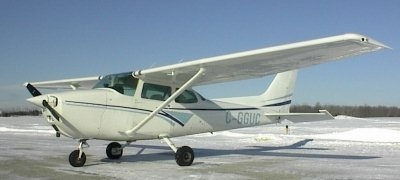 Future Air Cessna 172 GGUC