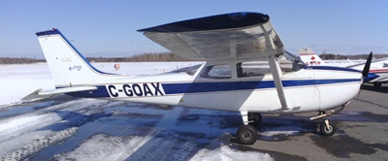 Future Air Cessna 172 GOAX