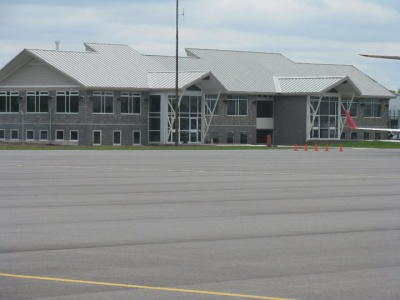 Lake Simcoe Regional Terminal Building