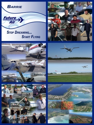 Future Air Successful students poster